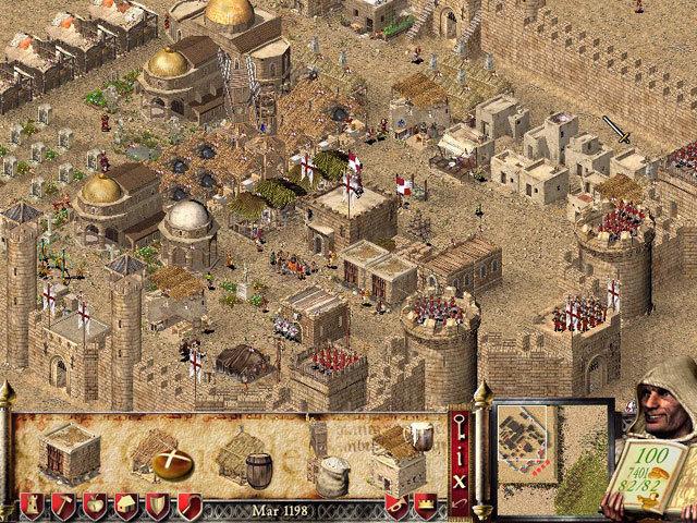 Теперь немного о системных требованиях, необходимых для игры в Stronghold K
